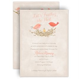 Personalized Baby Shower Invitations: 
