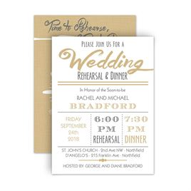 rehearsal dinner invitations | invitations by dawn, Wedding invitations