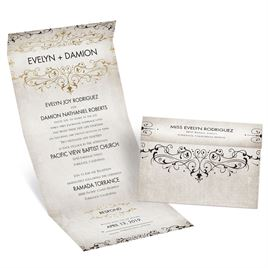 Seal and Send Wedding Invitations Invitations By Dawn