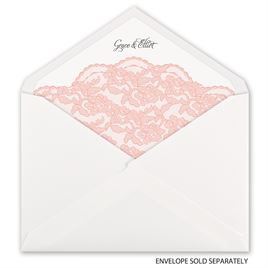 Lacy Gates - Envelope Liner