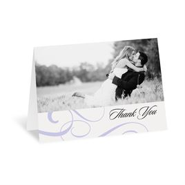 Modern Beauty - Thank You Card