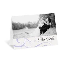Modern Beauty - Thank You Card