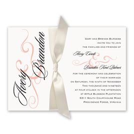 Ribbon-Antique White