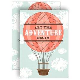 David Tutera Baby Shower Invitations: An Adventure Baby Shower Invitation
