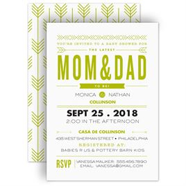 Couples Baby Shower: 