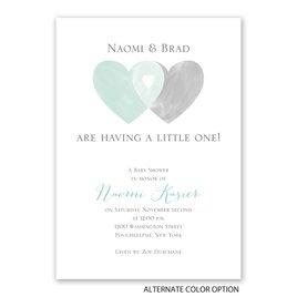 Family Love - Baby Shower Invitation