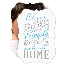 David Tutera Birth Announcements: 