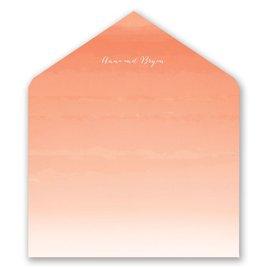 Sea Beauty - Corabell - Designer Envelope Liner