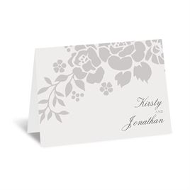 Floral Extravagance - Thank You Card