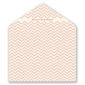 Jewel of My Heart - Designer Envelope Liner