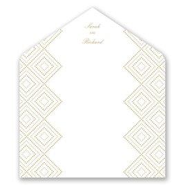 Art Deco: Modern Deco Designer Envelope Liner