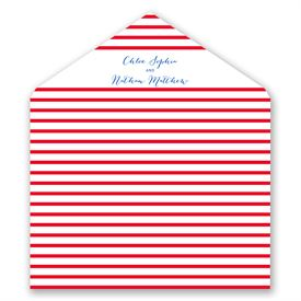 Nautical Style - Designer Envelope Liner