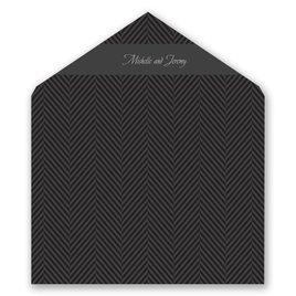Truly Distinguished - Designer Envelope Liner