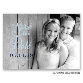 Photo Magic - Save the Date Postcard