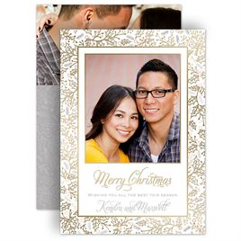 Retro Christmas Cards: 