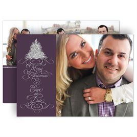 Personalized Christmas Cards: 