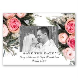 Ethereal Garden - Save the Date Magnet