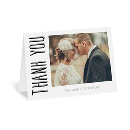 thank you cards a wedding celebration thank you card - Wedding Thank You Cards