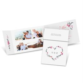 Heart and Whimsy - Fold Up Save the Date