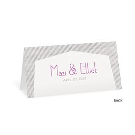 Banner Beauty - Place Card