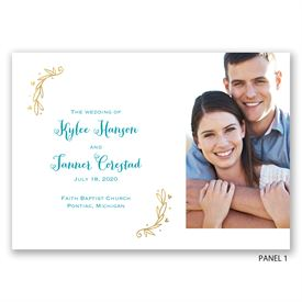 Naturally Heartfelt - Gold Foil - Program