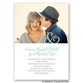 Photo Love - Invitation