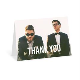 Be Bold - Thank You Card