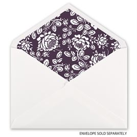 Vintage Flair - Envelope Liner