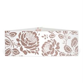 Vintage Flair - Rose Gold - Foil Belly Band