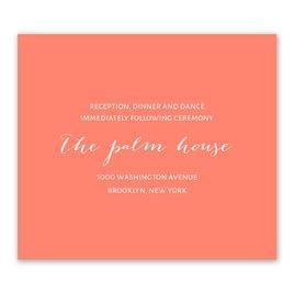 Modern Style - Information Card
