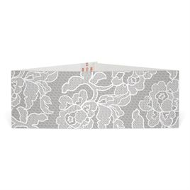 Belly Bands for Invitations: Romantic at Heart Belly Band