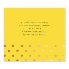 Hello Contempo - Gold - Foil Information Card