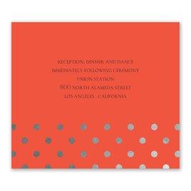 Hello Contempo - Silver - Foil Information Card