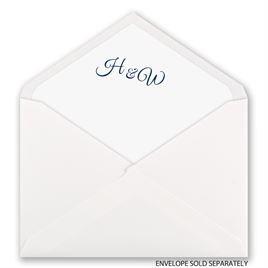 Modern Charm - Designer Envelope Liner