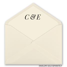 Clean Cut - Designer Envelope Liner