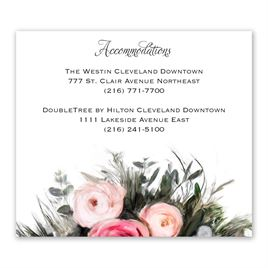 Ethereal Garden -  Accommodations Card