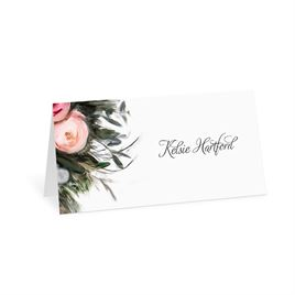 Wedding Place Cards: Ethereal Garden Place Card