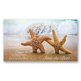Starfish Save the Dates: 