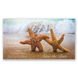 Starfish - Save the Date