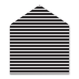 Bold Stripes - Designer Envelope Liner