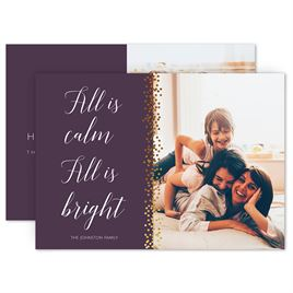 Christmas Cards for Newlyweds | Invitations by Dawn