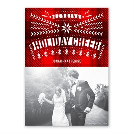 Northwoods Winter - Holiday Card