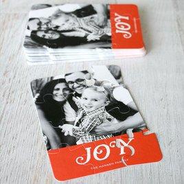 JOY - Holiday Puzzle