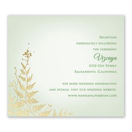Information Card: 