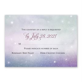 Fairy Tale: Enchanting Response Card