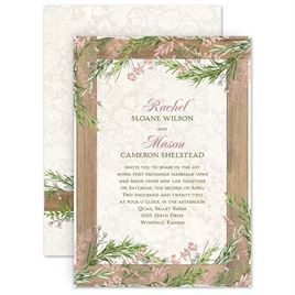 David Tutera Wedding Stationery: 