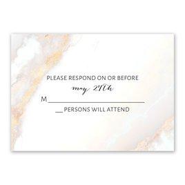 Agate Sparkle - Response Card