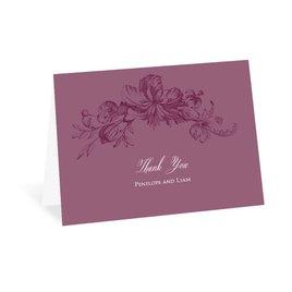 Flourishing Blooms - Thank You Card