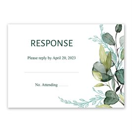 Breathless - Response Card