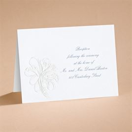 Lovely - Reception Card